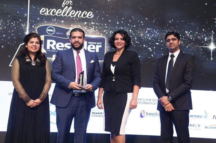 Go Green – Emerging Distributor of the Year