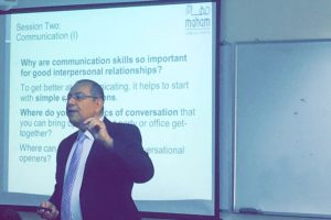 MAHAM Consulting Goes To School – Middlesex University