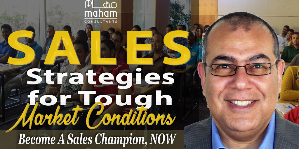 Sales Strategies For Tough Market Conditions