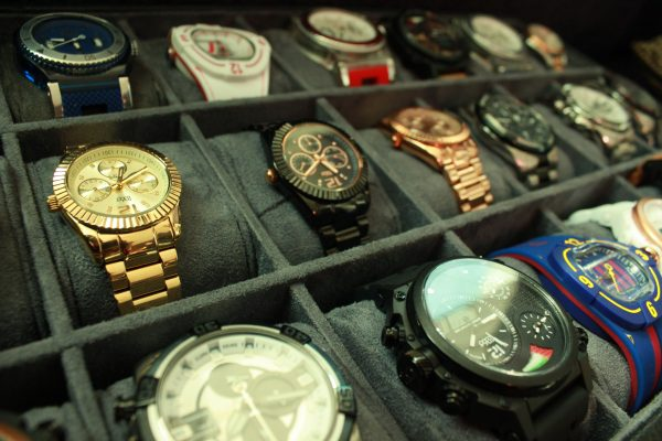 Apparel is time sensitive, Introduces B360 Watches