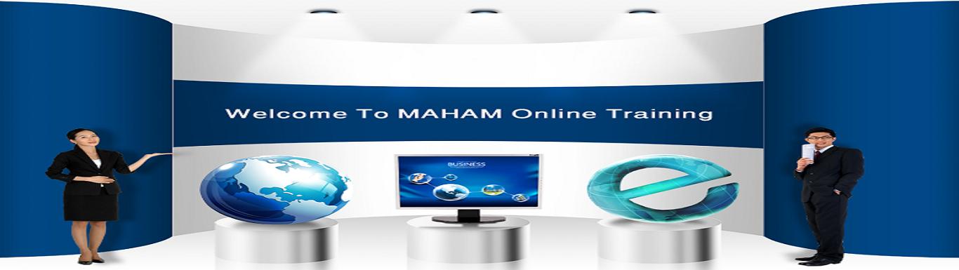 MAHAM eLearning eCampus